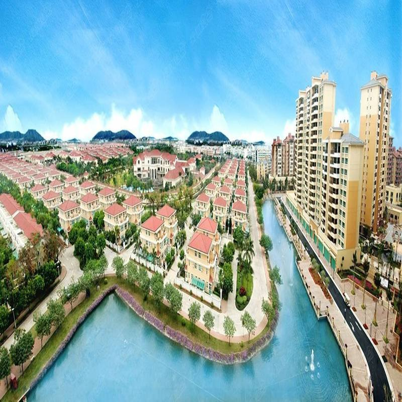 Agile,largest Property Holdings Ltd Project
